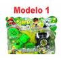 Set Ben 10 Super Hero Juegos En Blister Super Económico X5