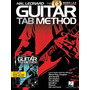 Hal Leonard Guitar Tab Method Books 1 & 2 Combo Edition Book