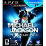 Ps3 -- Michael Jackson: The Experince