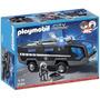 Playmobil 5564 Camion De Policia Unidad Juguetería El Pehuén