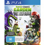 Plants Vs. Zombies Garden Warfare Ps4 Nuevo Sellado Original
