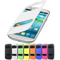 Flip Cover S-view Samsung Galaxy S5 I9600 + Film De Regalo