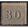 Brasil, 1850/66 - Excepcional Clasico Dentado Yvert Nº 13