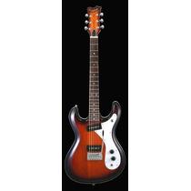 Guitarra Electrica Aria Dm 380 Bs
