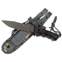 Cuchillo Trento Comander Acero Inox 30cm Regaleria 131593