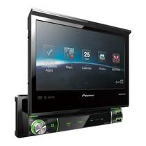Estereo Dvd Pioneer Avh7550 7 Pulgadas Bluetooth Mixtrax Usb