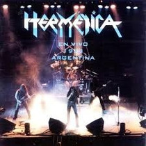 Hermética. En Vivo 1993. Cd. Nuevo Cerrado