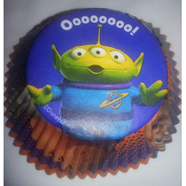 Pirotines Cupcake Importado Wilton Toy Story Candy Bar