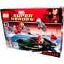 Lego 76006 Iron Man : Batalla Del Puerto !- Minijuegosnet