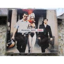 Inxs Heaven Sent-c.d.single-importado-unico En El Mercado-