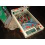 Retro Pinball Flipper Atomic Funciona Cs Toys 1980 (5243)