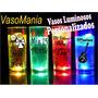 Vasos Luminosos Personalizados  X 30 Unidades