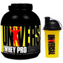Ultra Whey Pro 5 Lbs. Universal Proteina + Shaker De Regalo
