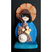 Virgen Divina Pastora | Porcelana Fría | De Venezuela