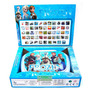 Notebook Infantil P/ Aprender Jugando Frozen Cars Etc.