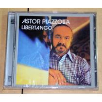 Piazzolla Astor- Libertango - Cd Nuevo Y Cerrado