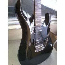 Guitarra Cort X1 Black Clon Ibanez Permuta Envio Tarjetas!!!