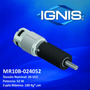 Motorreductores Y Reductores Ignis - Mr10b