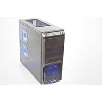Gabinete Sentey Black Box Bx1-4285 V2.1 Fuente 750w 4 Cooler