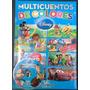 Libro Multicuentos De Colores Disney Celeste