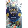 Pelota De Fútbol N°5 Boca Juniors Drb Oficial