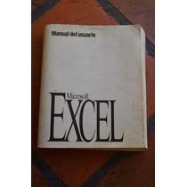 Microsoft Excel Manual Del Usuario Version 5.0 / 1994