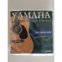 Encordado Yamaha 0.10-0.47