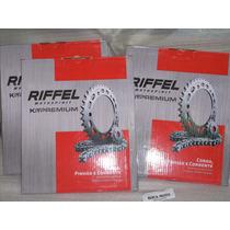 Ybr 125 Yamaha Transmision Riffel ¡¡ Siempre En Rocamoto !!