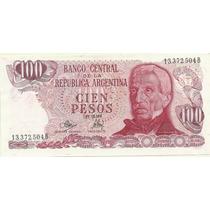 Billete 100 Pesos Ley Bottero 2390 Serie B Sin Circular-