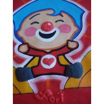 Remeras Plin Plin, Peppa Pig, Pou, Mickey, Jorge El Curioso