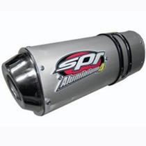 Escape Spr Aluminium Honda Bross Xr 125l Skua Freeway Motos!