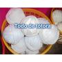Totora Blanca Ovillada Por 10k