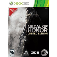 Juego Medal Of Honor Limited Edition Xbox 360 Ntsc