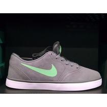 Zapatillas Nike Sb Check Skate Board Terciopelo Urbanas