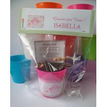 Souvenirs Originales Maceta Tierra Y Semillas X10