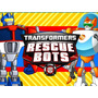 Kit Imprimible Transformers Rescue Bots Candy Bar Golosinas