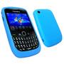Funda Silicona Blackberry 8520 8530 9300 Envio Promo Cap