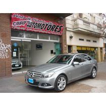 Mercedes Benz C220 Cdi Kompressor Avantgarde 2012 Usado
