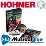 Armonica Hohner Metodo Cd+libro+arm Big River En C M91402