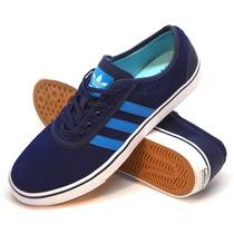 Zapatillas Adidas Modelo Urban Adi Ease Color Azul/turquesa