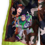 Super Combo Toy Story Short + Ojotas Disney Store Woody Buzz