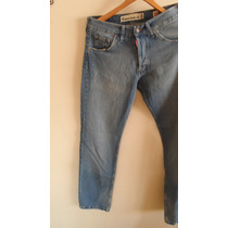 Jean Hombre Mistral Talle 30 Hombre Impecable, 2 Posturas