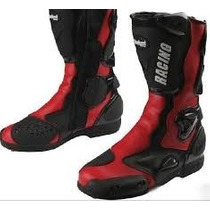 Botas Racing Moto Cross - Leloir Motos