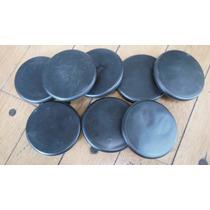 4 Tapas Plastico Agujero Pasacables 8cm-pompeya/v Crespo