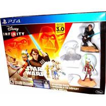Disney Infinity 3.0 Starter Pack Star Wars Ps4 - Minijuegos