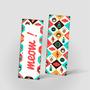 1000 Etiquetas Colgantes Para Ropa · Full Color · Doble Faz