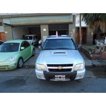 Chevrolet S10 Doble Cabina 4x4 Turbo Diesel 2.8 Gris Plata