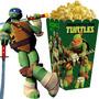 Kit Imprimible Tortugas Ninja Turtles Candy Bar Cotillon 2x1