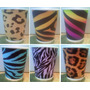 Vasos Animal Print, Plasticos Descartables!!!