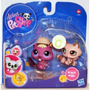 Littlest Pet Shop Blister X 2 Con Accesorios Hasbro